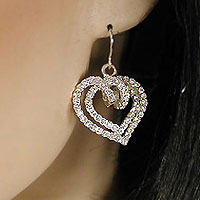earrings-heart