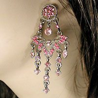 earrings-chandelier