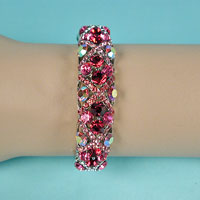 Criss Cross Desin Bracelet
