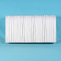 Pleated flap