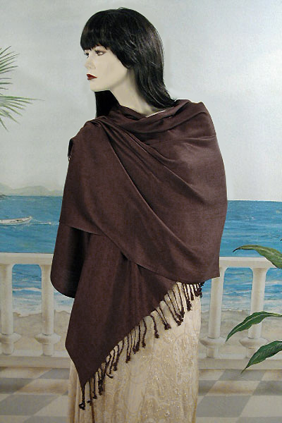 Pashmina Shawls and Wraps, Lightweight, Warm and Soft, a fashion accessorie - Evening Elegance