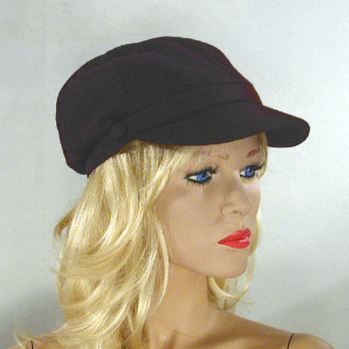 Cap with Bill, a fashion accessorie - Evening Elegance